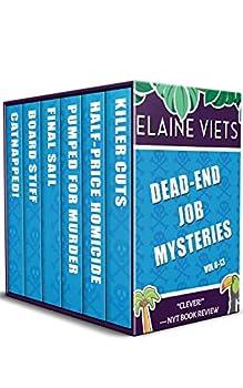 The Dead-End Job Mysteries  Volume 8-13  Dead-End Job Mystery