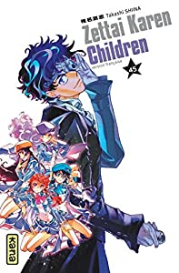 Zettai Karen Children Edition simple Tome 45