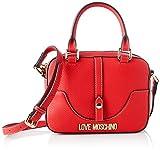 Love MoschinoJc4212pp0aMujerShoppers y bolsos de hombroRojo (Red)9x17x22 Centimeters (W x H x L)