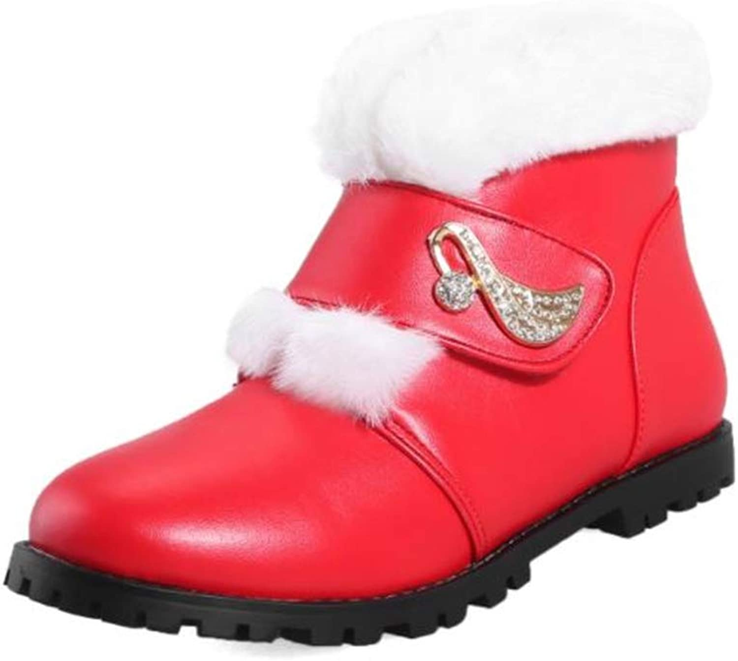 2018 Hot Winter Women Snow Boots Female Casual Ankle Boots Warm shoes
