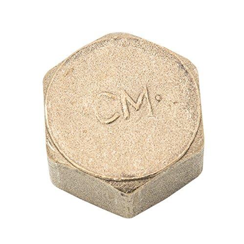 Cornat Messing Kappe 1/2 Zoll , TEC396801