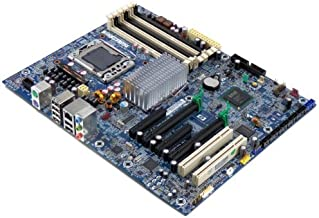 HP 586968-001 Motherboard Z400 Workstation Motherboard Intel X58 (Renewed)