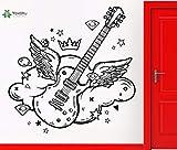 wukongsun Vinyl Wand Applique pop Wings Diamant Nebula Chef kinderzimmer künstler Dekoration...