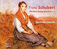 Schubert: First String Quartets No.1-12