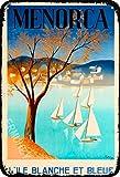 ERMUHEY The Funny Menorca Minorca Island Spanien Vintage