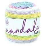 Lion Brand Yarn Mandala Baby yarn, Neverland