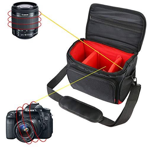 Khanka Hard Shoulder Bag Camera ...