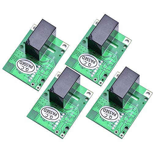 OWSOO Relay Module,WiFi Module,SONOFF RE5V1C Relay Module,Dry Contact...