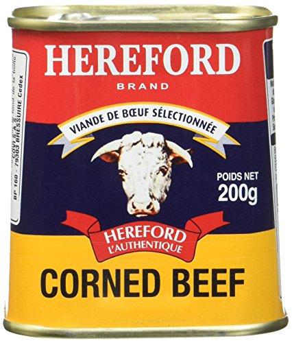 Hereford Corned-Beef 200 g - Lot de 6