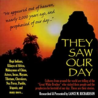 Couverture de They Saw Our Day