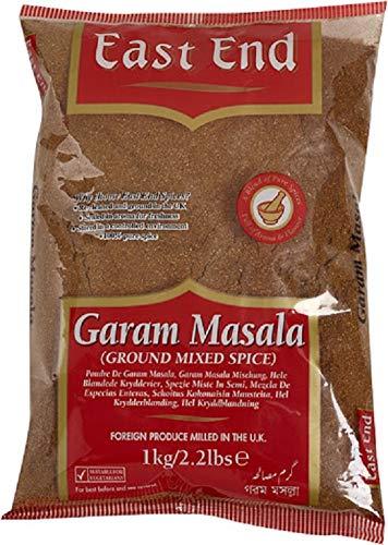 Garam Masala - Especias mixtas en polvo para masala (1 kg)