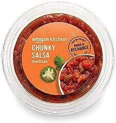 Amazon Kitchen, Chunky Salsa, Medium, 16 oz