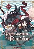 The mystic archives of Dantalian T04