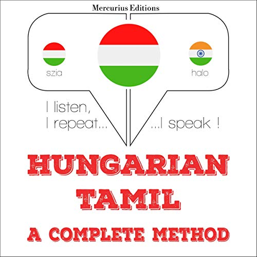 Hungarian – Tamil. A complete method cover art