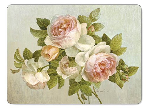 Pimpernel – Lot de 6 Sets de Table Motif Roses