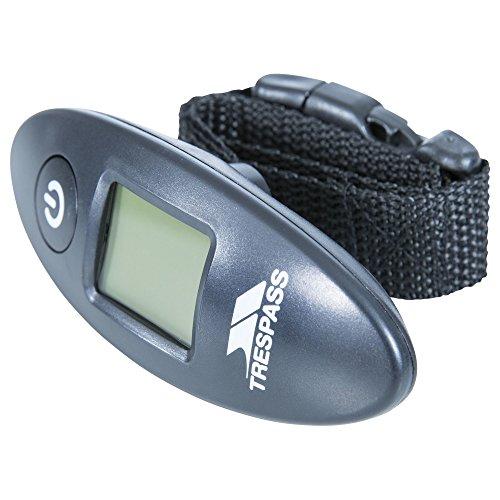 Trespass Allowance Digital Luggage Scale (One Size) (Black)