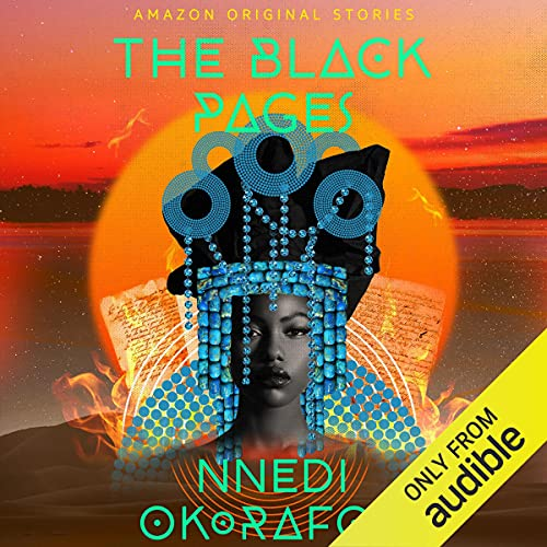 The Black Pages Audiobook By Nnedi Okorafor cover art