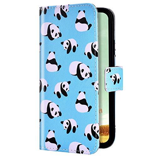 Uposao Cover Compatibile con iPhone 11 Pro Max Cover in Pelle PU...