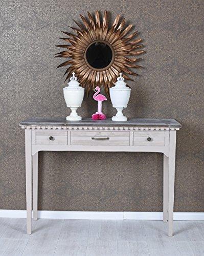 Konsolentisch Landhausstil Wandtisch Tischkonsole Vintage Konsole Telefontisch Palazzo Exklusiv