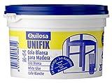 Quilosa T006031 Cola blanca Unifix M-54, 250 gr