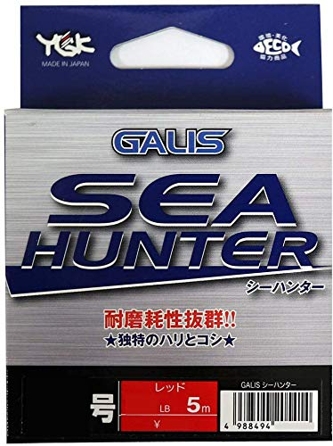 よつあみ(YGK) ガリス シーハンター 5m ハンガーパック 40LB 6号