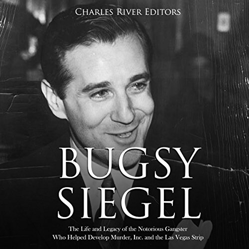 Bugsy Siegel audiobook cover art