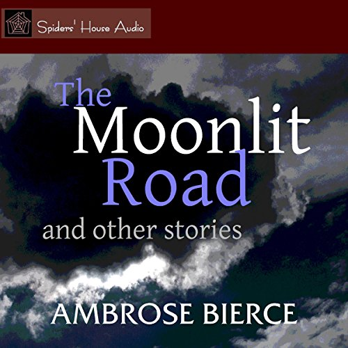 『The Moonlit Road and Other Stories』のカバーアート