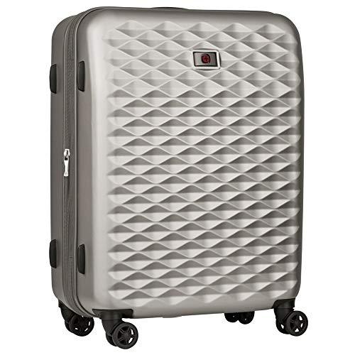 WENGER Lumen Premium Business Reisekoffer 24 Aluminium