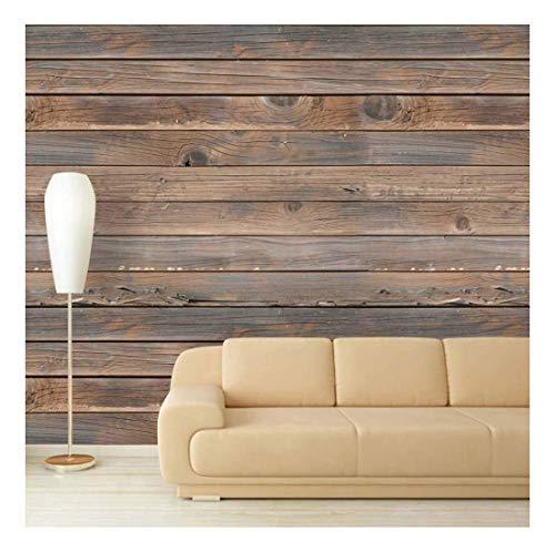 wall26 Large Wall Mural - Seamless Wood Pattern   Self-Adhes...
