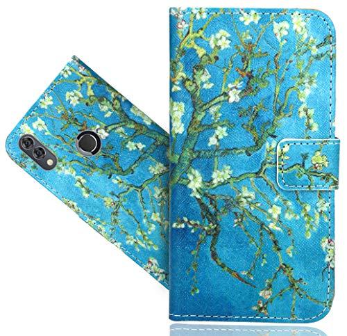 Alcatel 5V Handy Tasche, FoneExpert Wallet Hülle Flip Cover Hüllen Etui Hülle Ledertasche Lederhülle Schutzhülle Für Alcatel 5V