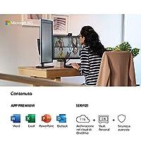 Microsoft 365 Family, Fino a 6 Persone, Abbonamento Annuale, PC/Mac, Smartphone, Tablet, Box #2