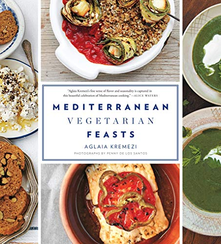 Kremezi, A: Mediterranean Vegetarian Feasts