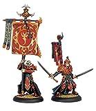 Skorne Praetorian Swordsmen officer & Sword Bearer