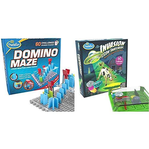 Domino Maze STEM Toy