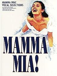 Abba: Mamma Mia! - Vocal Selections. Partitions pour Piano, Chant et Guitare(Boîtes d\'Accord)