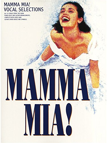 Abba: Mamma Mia! - Vocal Selections. Partitions pour Piano, Chant et Guitare(Boîtes d\'Accord)