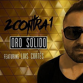 Oro Sólido (feat. Luis Cortés)