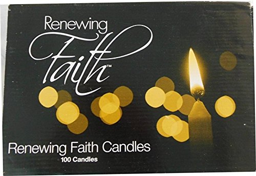 Candlelight Service Kit 100 Pk 7 in