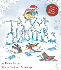 Tacky's Christmas (Tacky the Penguin) by [Helen Lester, Lynn Munsinger]