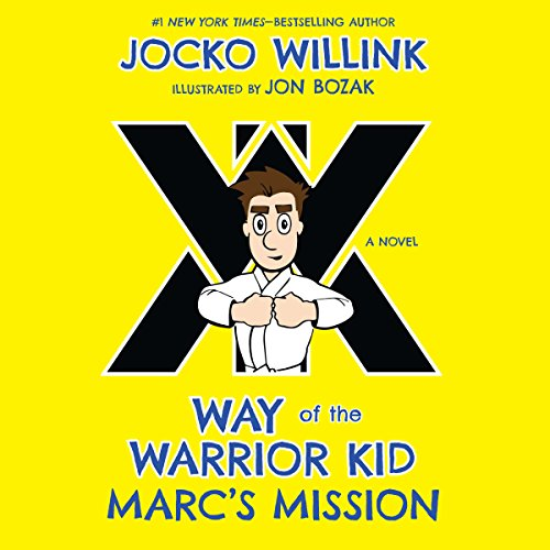 Marc's Mission audiobook cover art