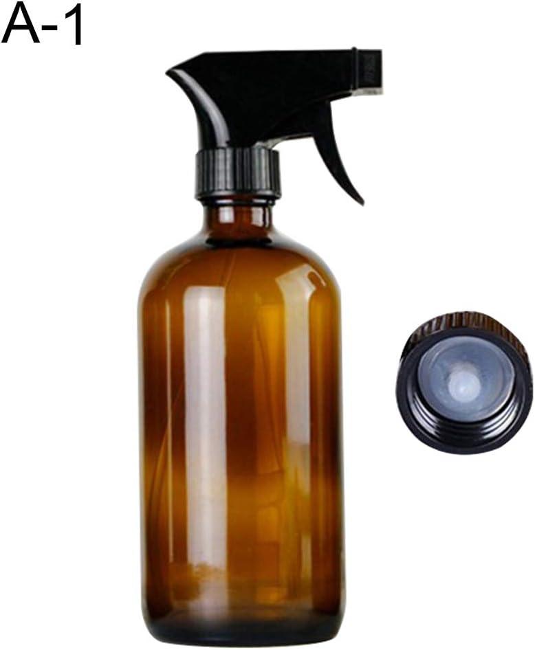 Aromatherapie 250//500 ml ideal f/ür /ätherische /Öle Blau 250 ml TankMR Leere Spr/ühflaschen leer hausgemachte Reiniger nachf/üllbarer Beh/älter Reinigungsprodukte