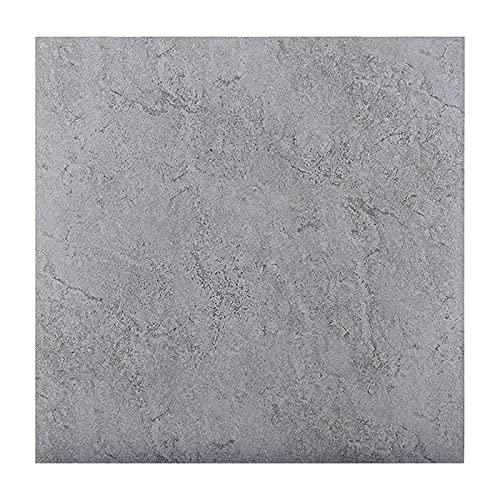DAPAO Küchenboden, PVC-Boden, Selbstklebende Vinyl-Bodenfliesen, 5 Quadratmeter Groß, Für Den Familiengebrauch Geeignet, Großes Einkaufszentrum (600 X 600 X 1,8 Mm)