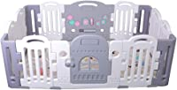 Baby Fence Child Safety Game Fence Indoor Crawling Mat Home Household Durable Solid Fence