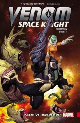 Venom: Space Knight Vol. 1: Agent of the Cosmos download ebooks PDF Books