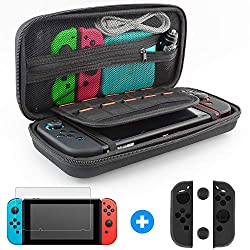40%OFF Switch Case with Screen Protector Switch Carry Case and Screen Protector