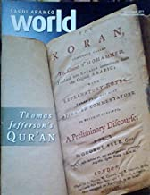 Saudi Aramco World July/August 2011 Thomas Jefferson's Qur'an