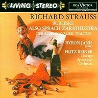 Richard Strauss: Burleske / Also Sprach Zarathustra / Der Rosenkavalier Waltzes