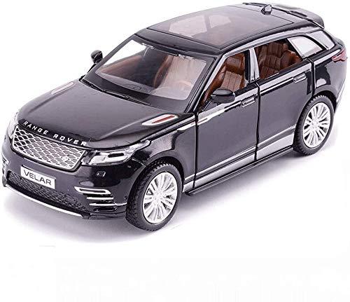 YLJJ Coches a Escala Modelo de Coche Land Rover Vehículo de Todo Terreno 1:32 Simulación fundición a presión de aleación de Juguete estática para Dar los Regalos a su Familia o Amigos
