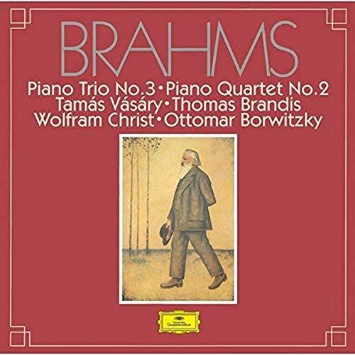 Brahms: Piano Trio 3 / Piano Q