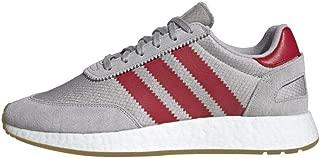 Men's I-5923 Shoe, Grey/Scarlet/Gum, 5.5 M US